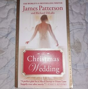 The Christmas Wedding by James Patterson Softcover
